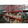 Полочные стеллажи металлические складские