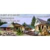 Деревянные дома,  бани.  Строительство.  Крыши,  кровля.  Плотницкие услуги.  8-967-612-94-80