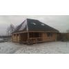 Строительство рубленных домов и бань